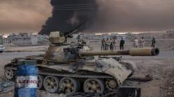 Les pièges laissés par Daech à Mossoul pour freiner l'avancée de ses