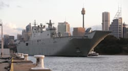 Australian Navy Admits Two Largest War Ships Have Design