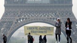 Greenpeace tiene un mensaje para Le Pen en la víspera de las elecciones en