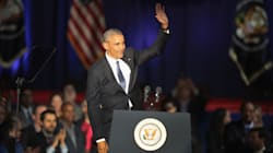 Obama Bids Farewell With An Indirect Warning Of Trump's Threat To