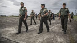 Indonesia Suspends Military Cooperation With Australia: