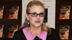 Carrie Fisher Reportedly Has Heart Attack On