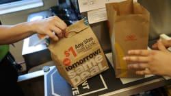 McDonald's lance la livraison à domicile dans trois restaurants à