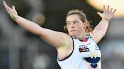 There's An Adelaide Crows AFL Women's Player You Absolutely Need To Know