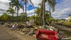 The Aftermath Of The Cyclone Debbie And Flooding Disaster In