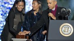 La razón por la que Sasha Obama no fue al último discurso de su