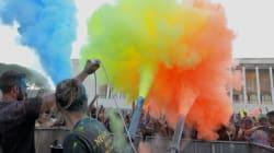 Holi Festival of Colours llega a