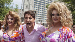 Trudeau Becomes 1st Sitting PM To March In Halifax Pride