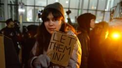 Ponen alto temporal a orden de Trump contra inmigrantes de Medio