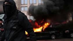 Violent And Destructive Protests Explode in D.C. After Trump