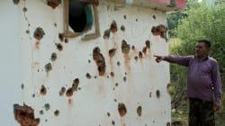 Pakistani Army Shells Border Areas, Forcing Evacuation Of 1,000