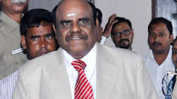 Justice CS Karnan Arrested In