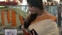 TMC MLA Vaishali Dalmiya Caught Talking On Phone During National Anthem In