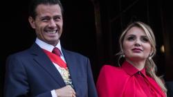 6 años de matrimonio Peña-Rivera y una sola