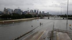 Houston sous les eaux, attend des pluies encore plus