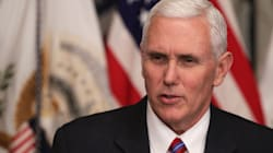 Mike Pence celebra a los no tan