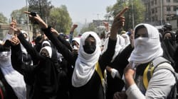 Government Is Planning An All-Women Battalion To Fight Against The Stone Pelters In