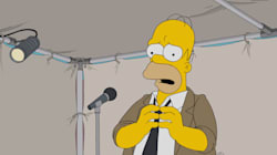 A Queensland MP Spent The Weekend At War With A Simpsons Meme