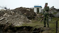Chinese Troops Enter Sikkim Sector, Jostle With Indian Forces And Destroy