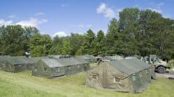 Ottawa cherche de l'hébergement chauffé pour 200