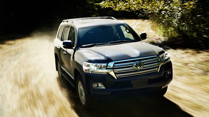 2018 Toyota Land Cruiser Drivers' Notes Review | Sticker shock