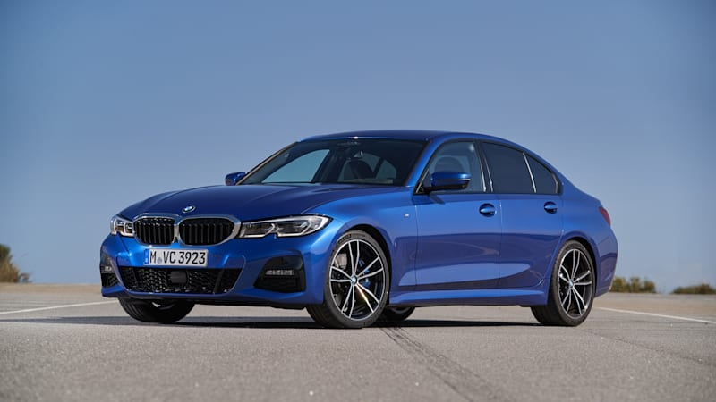 2019 BMW 330i driving review of the redesigned 3 Series | Autoblog
