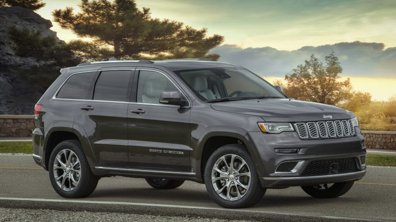 Suv With Third Row >> Mystery Jeep 3 Row Suv Becomes Clearer With Details From