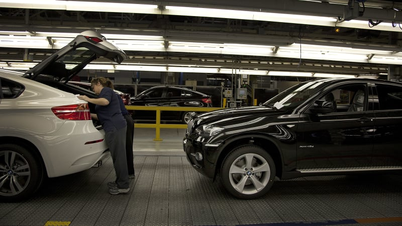 Bmw S Plant In South Carolina Is Its Largest Globally