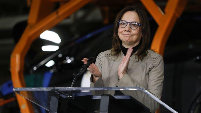 GM CEO Mary Barra may go with Trump to Ohio | Autoblog