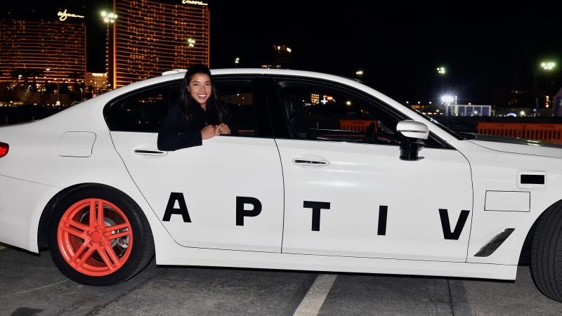 Aptiv представляет новую платформу для самостоятельного вождения, созданную с меньшими затратами