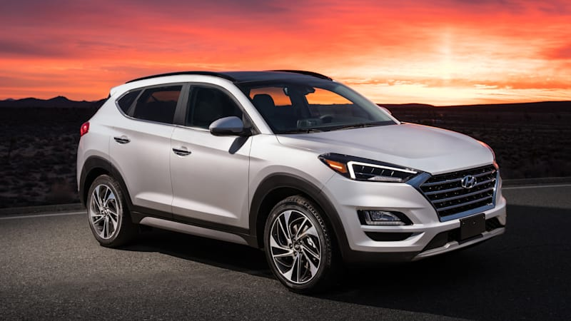 2020 Hyundai Tucson Evaluation and Purchasing Guide|Following the course thumbnail