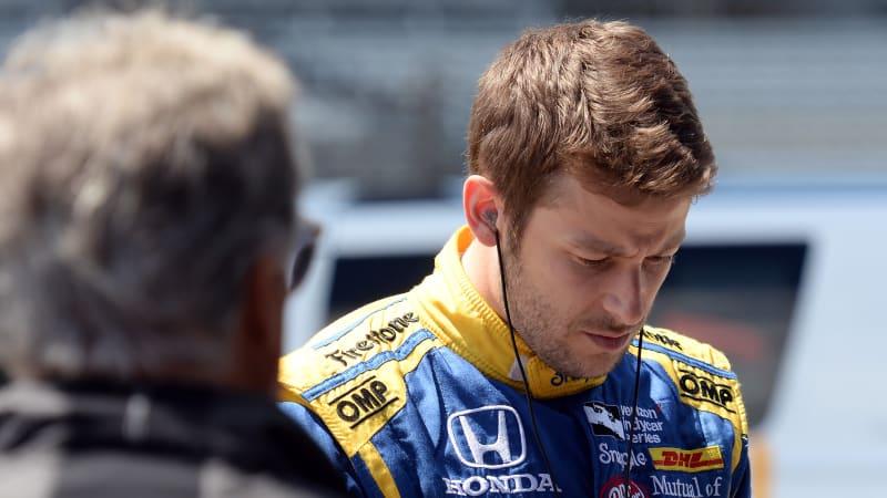 Марко Андретти откажется от постоянных гонок на IndyCar, выйдя из тени семьи