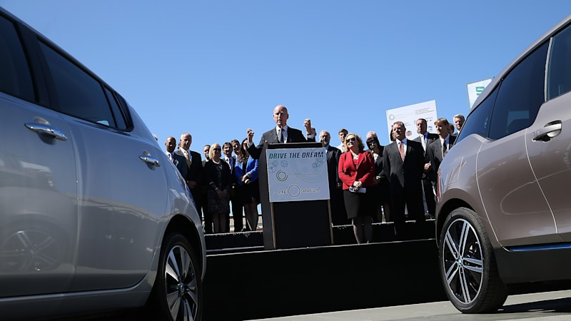 California Is Joining A Growing List Of States That Will Charge Extra Fees To Drivers Battery Electric And Plug In Hybrid Vehicles Order Generate