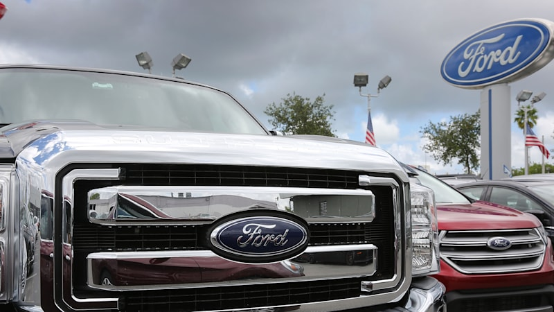 Ford Plans To Kill Cars In Order To Spend On Trucks SUVs And EVs - Ford cars