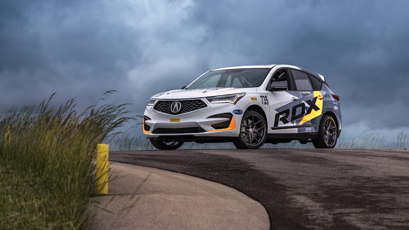 acura rdx at pikes peak 2018 autoblog. Black Bedroom Furniture Sets. Home Design Ideas
