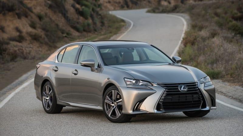 Why The Lexus Gs Rumors Aren T Surprising