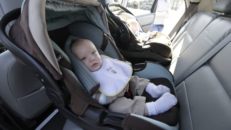 Surprising cause of infant deaths: Car seats used for naps when not in car