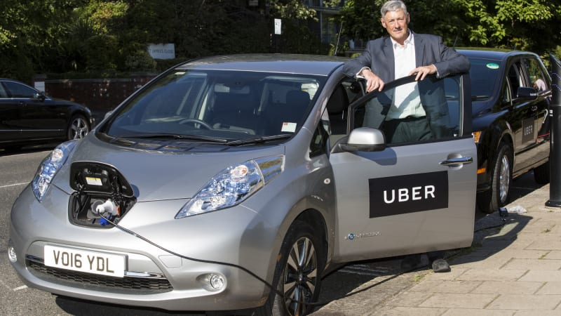 Uber to stop using sel cars in London by 2019 be all