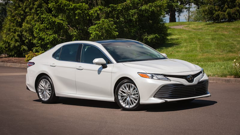 2018 Toyota Camry XLE V6 Drivers' Notes | Breaking the mold