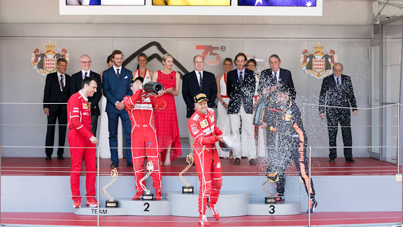 The Monaco Grand Prix clearly highlights Ferrari's team orders