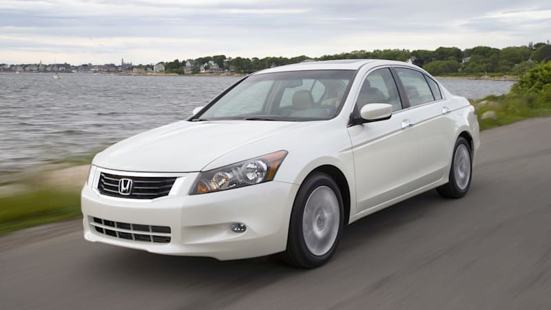 honda recalls accord to replace airbag control unit autoblog. Black Bedroom Furniture Sets. Home Design Ideas