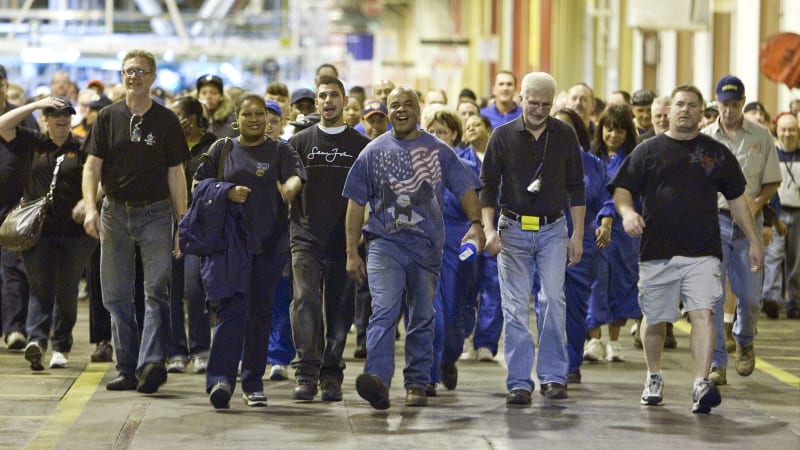GM reportedly will cut production at Detroit-area plant, lay off 1,500
