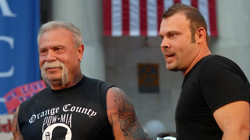 This Is Not A Drill American Chopper Returns To The Discovery Channel In Winter 2018 Reality Show Which Was Like All Family Set Custom