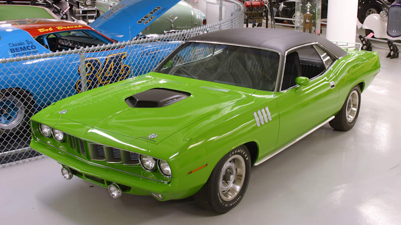 FCA registers 'Cuda' trademark, but we wouldn't get our hopes up ...