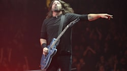 Dave Grohl Of Foo Fighters Brilliantly Sends Off Stage