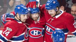 Plusieurs piliers du Canadien se sont levé dans la victoire contre les