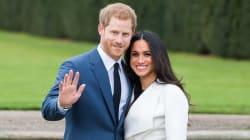 Meghan Markle y el príncipe Harry esperan a su primer