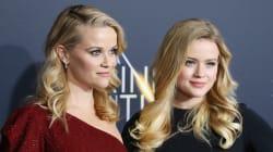 Si creías que Reese Witherspoon y su hija eran iguales, espera a ver a su