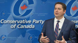 Scheer Won't Say If Tory MP Was Punished For Abortion