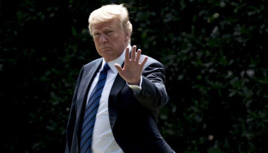 Donald Trump croit que l'enregistrement de son ex-avocat est «peut-être